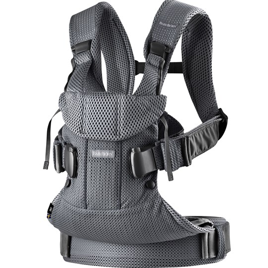 Babybjörn Baby Carrier One Air Anthracite Anthracite, Mesh