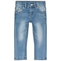Levis Kids Blue Light Wash 510 Skinny Jeans 46
