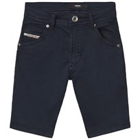 Diesel Navy Denim Shorts K860