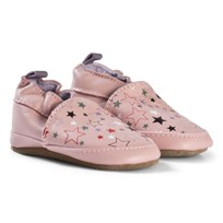 Melton Leather shoe - Star sky Blush rose BLUSH ROSE