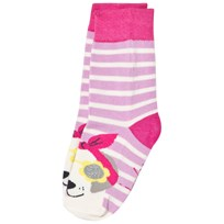 Tom Joule Dog Character Stripe Socks dog
