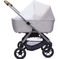 EasyWalker Mosey+ mosquito net carrycot White