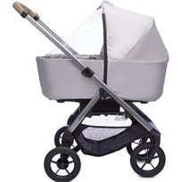 EasyWalker Mosey+ rain cover carrycot TRANSPARENT