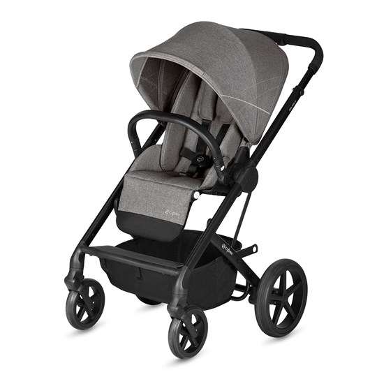 Cybex Balios S Stroller Manhattan Grey Manhattan Grey