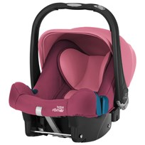 Britax Baby-Safe Plus SHR II Wine Rose 2018 Wine Rose