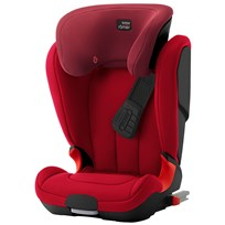Britax Kidfix XP Black Series, Flame Red Flame Red