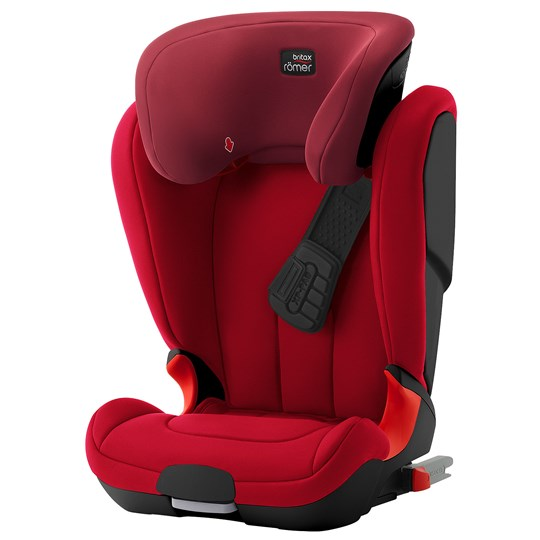Britax Kidfix XP Black Series Flame Red 2018 Flame Red