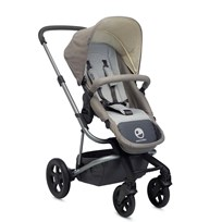 EasyWalker Harvey Stroller Steel Grey Grey