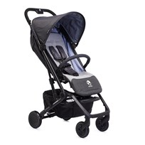 EasyWalker Buggy XS Berlin Breakfast Musta