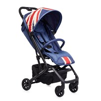 EasyWalker MINI by Easywalker Stroller XS Union Jack Vintage Union Jack Denim
