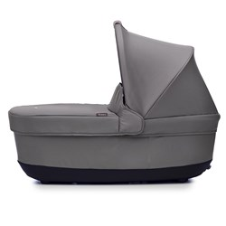 EasyWalker Mosey+ Carrycot Pebble Grey
