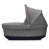 EasyWalker Mosey+ Carrycot Pebble Grey Black