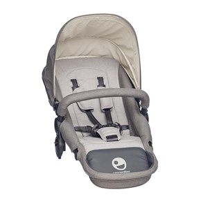 Image of EasyWalker Harvey Seat Steel Grey (2954432803)