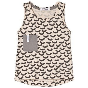 Image of Indikidual Blush Wave Print Tank Top 12-24 months (2956642387)