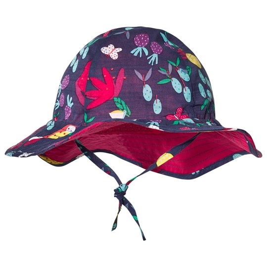 Catimini Tropical Print Sun Hat 88