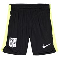 NIKE Black and Green NYR SQD Shorts 010