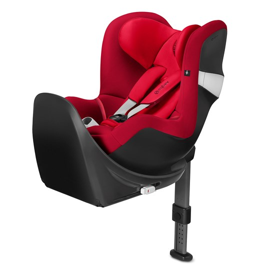 Cybex Sirona M2 i-Size Rebel Red with Base 2018 Rebel Red