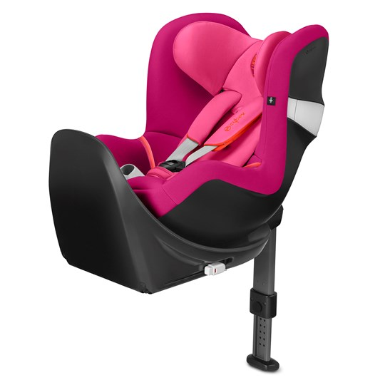 Cybex Sirona M2 i-Size Passion Pink with Base 2018 Passion Pink