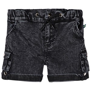 Image of The BRAND Armyshorts Stone Wash Distressed Grey 104/110 cm (2956636537)