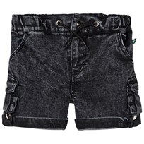 The BRAND Armyshorts Stone Wash Distressed Grey STONE WASH DISTRESSED GREY