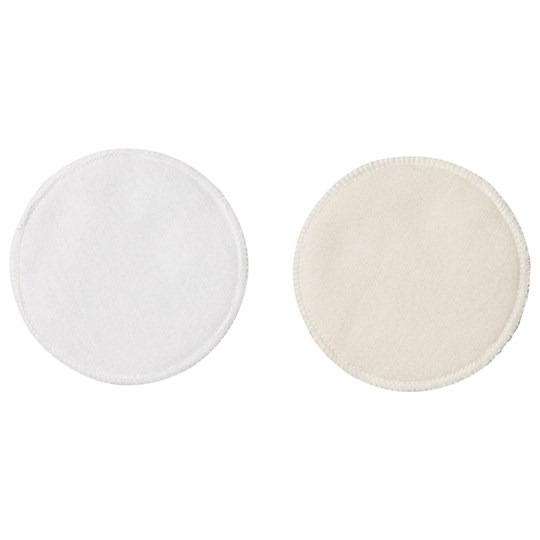 Carriwell Cotton Washable Breast Pads Multi