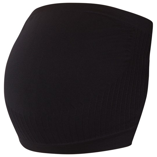 Carriwell Seamless Maternity Support Band Black Black