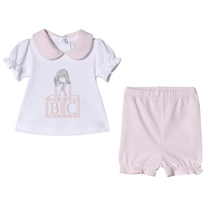 Image of Livly Alicia Set Pink Bunny Placement 6-9 m (2969778609)