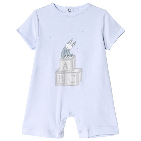 Livly Sam Body Blue Bunny Placement White
