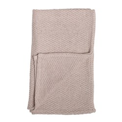Bloomingville Rose Cotton Throw