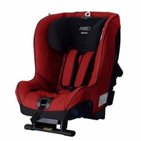 Axkid Minikid (2018) Car Seat Rear-Facing 0-25kg Red Red