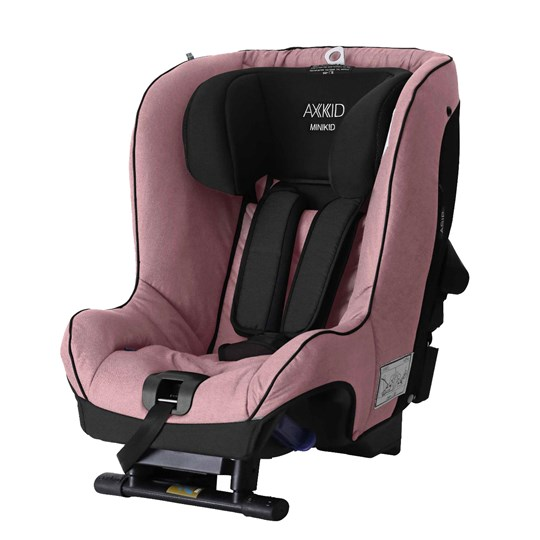 Axkid Minikid Car Seat Rear-Facing 0-25kg Pink Pink