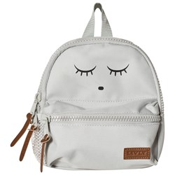 Livly Sleeping Cutie Mini Backpack Grey