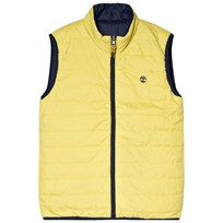 Timberland Lime Reversible into Navy Gilet 613