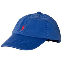 Ralph Lauren Royal Blue Baseball Cap with PP 002