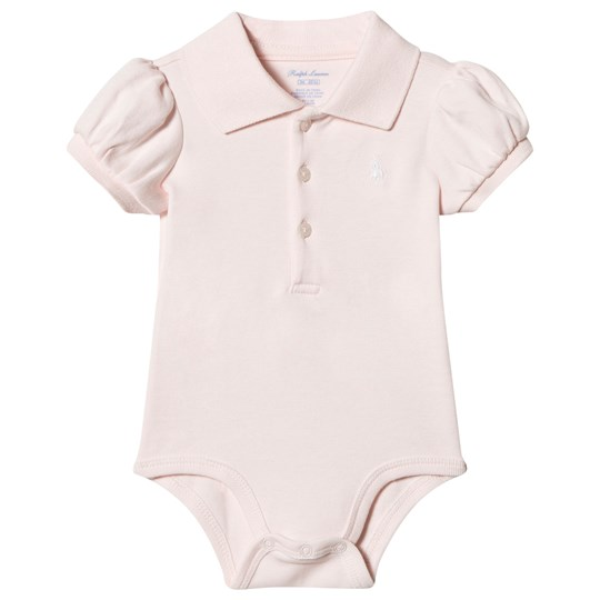 Ralph Lauren Polo Baby Body Pink 001
