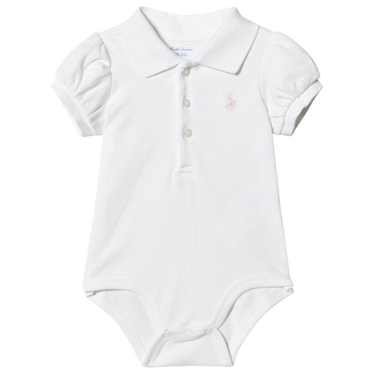 Ralph Lauren White Polo Body with PP 002