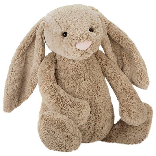 Jellycat Bashful Beige Bunny Huge Multi