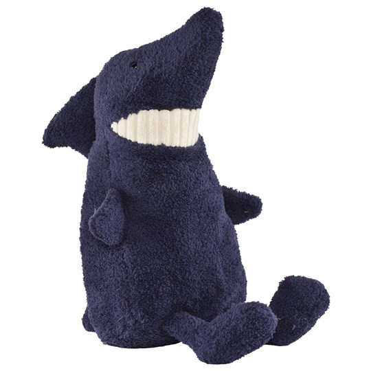 Jellycat Toothy Shark Large, 36cm Blue