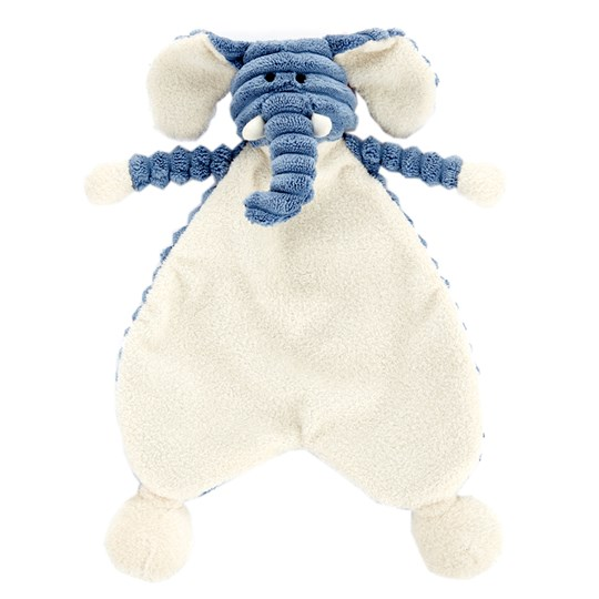Jellycat Cordy Roy Baby Soother Elephant Multi