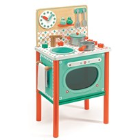 Djeco Leo´s cooker play kitchen Green