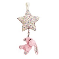 Jellycat Blossom Tulip Star Musical Pull Pink