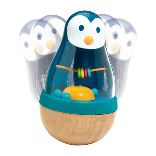 Djeco Penguin Roly Poly Multi