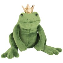 Jellycat Little Frederick the Frog Prince Multi