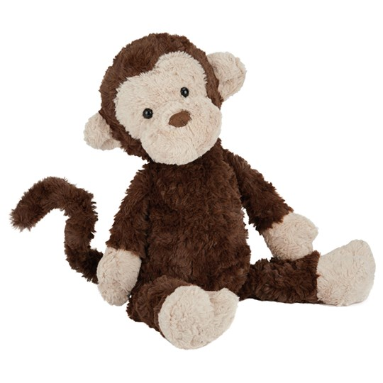 Jellycat Mumble Monkey Medium, 41cm Brown