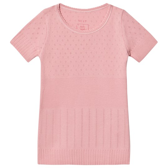Noa Noa Miniature Short Sleeve T-shirt Blush Blush