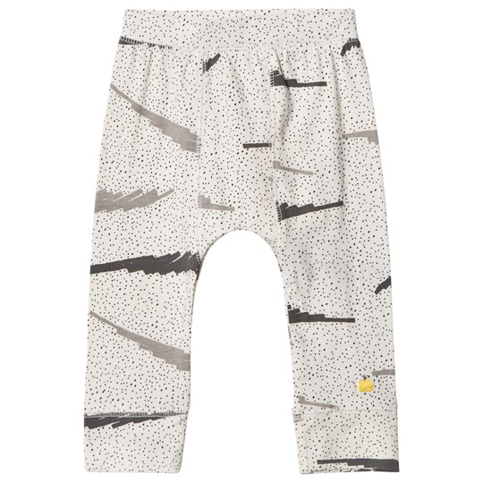 The Bonnie Mob PRINTED LEGGING GREY SCRIBBLE WAVES PRINT GREY SCRIBBLE WAVES PRINT