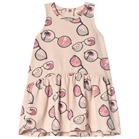 The Bonnie Mob Printed Sleeveless Dress Pink Sunnies Print PINK SUNNIES