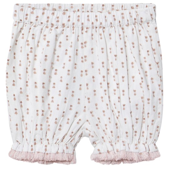 Mini A Ture Faith Shorts in White White