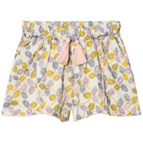Mini A Ture Charlien Shorts MK Yellow Lemon Yellow Lemon