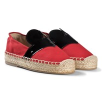 Minna Parikka Red Mighty Mini Espadrilles Rød